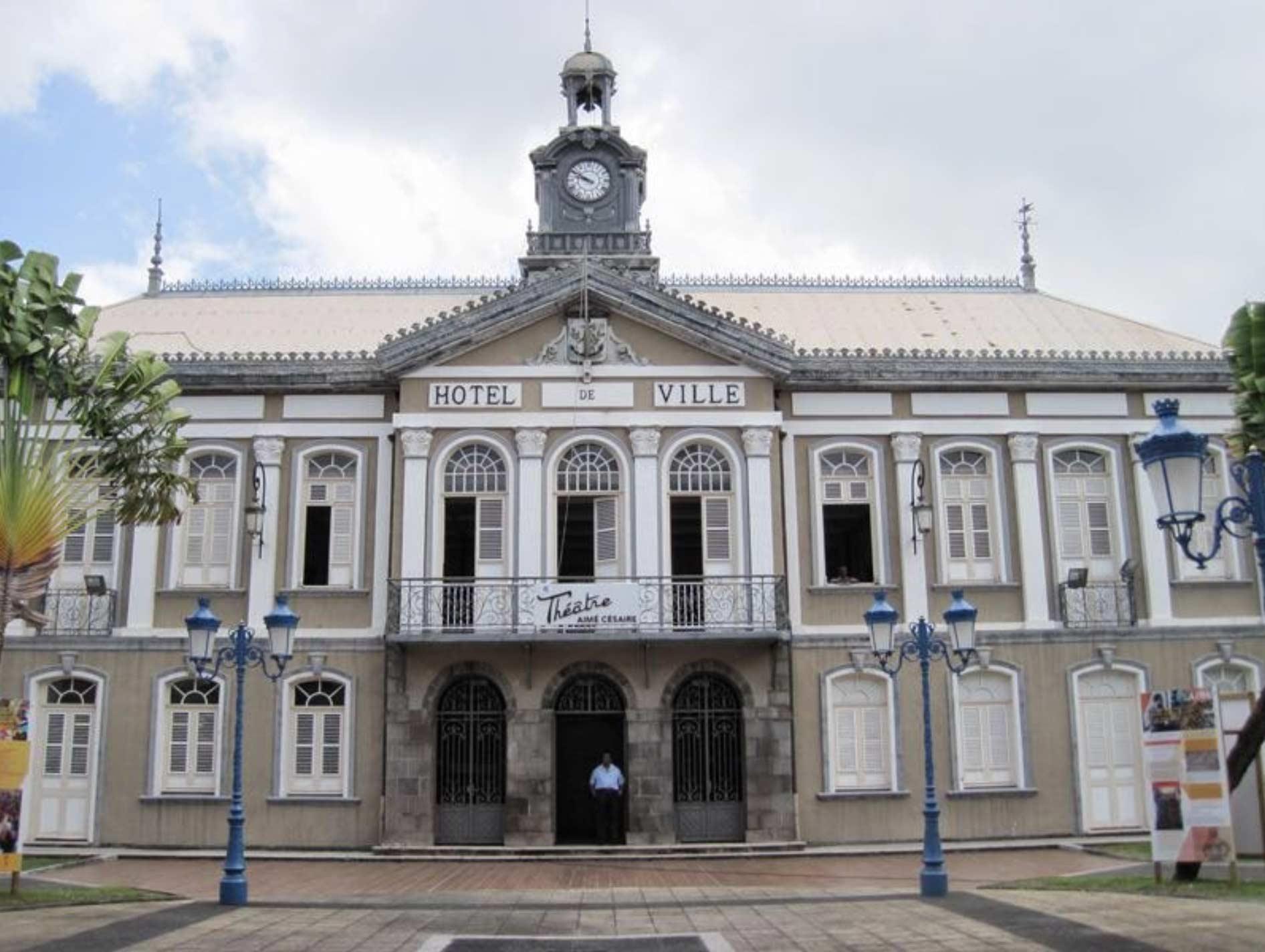 Théâtre Aimé Césaire, Martinique
