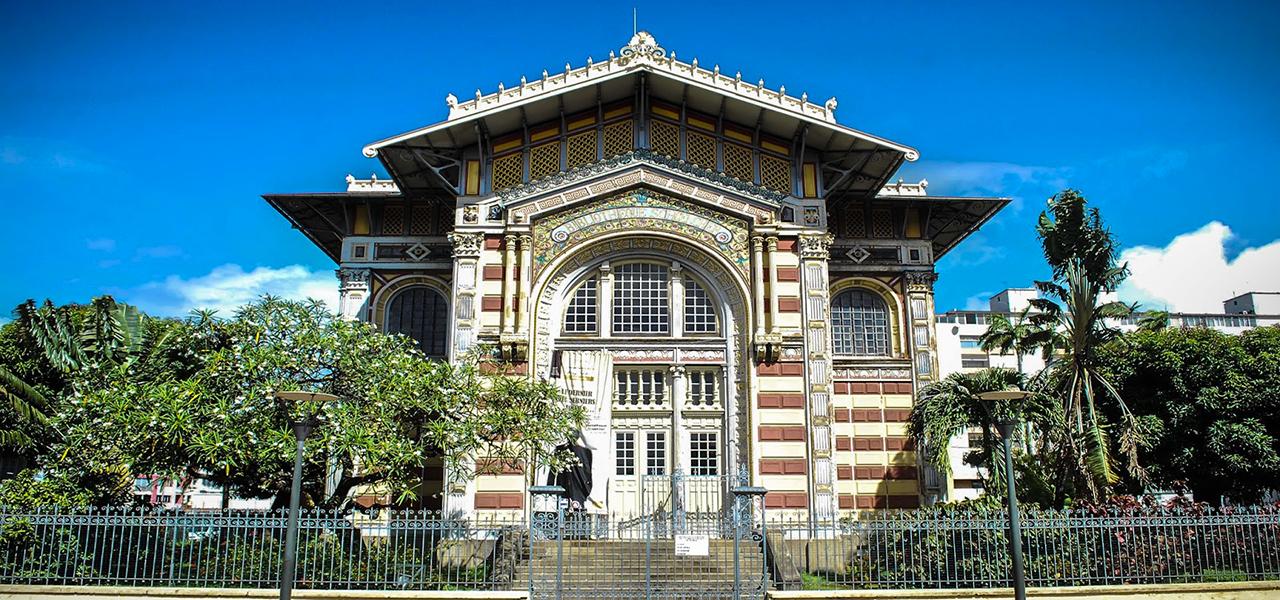 Bibliothèque Schœlcher, Fort-de-France, Martinique