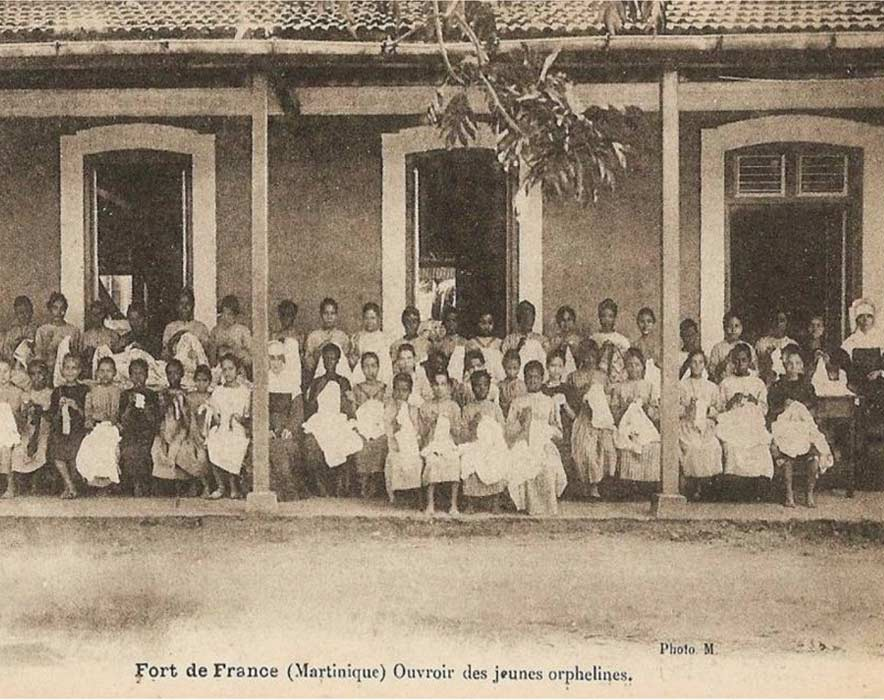 Pensionnat Colonial à Fort de France