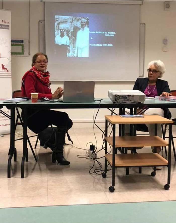 Conférence 'une femme d'exception' sur Paulette Nardal